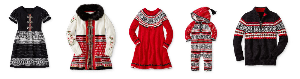 Sno Happy Family Matching Sweaters - Hanna Andersson