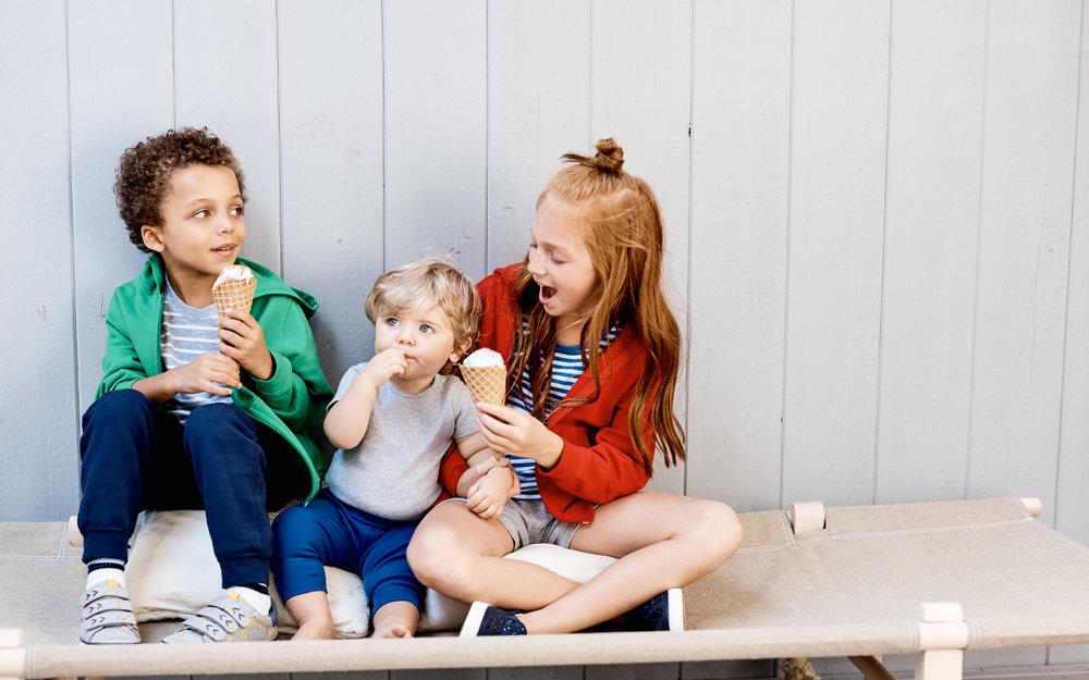 Kids Very Gud Organic Cotton Basics
