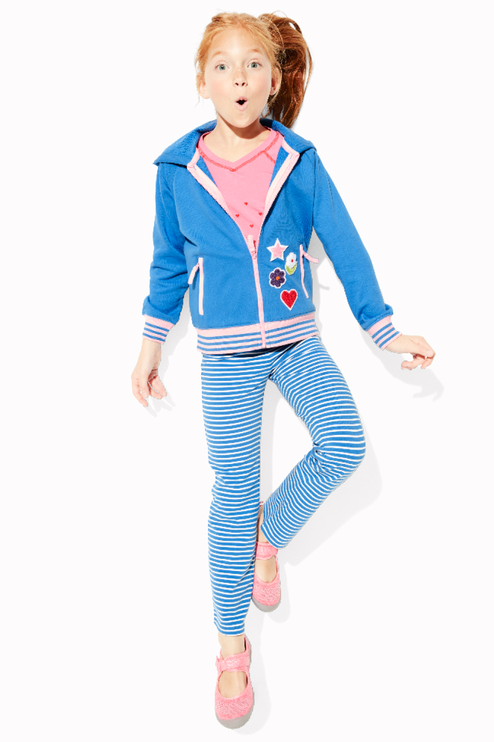 Hanna Andersson Girls Bright Playclothes
