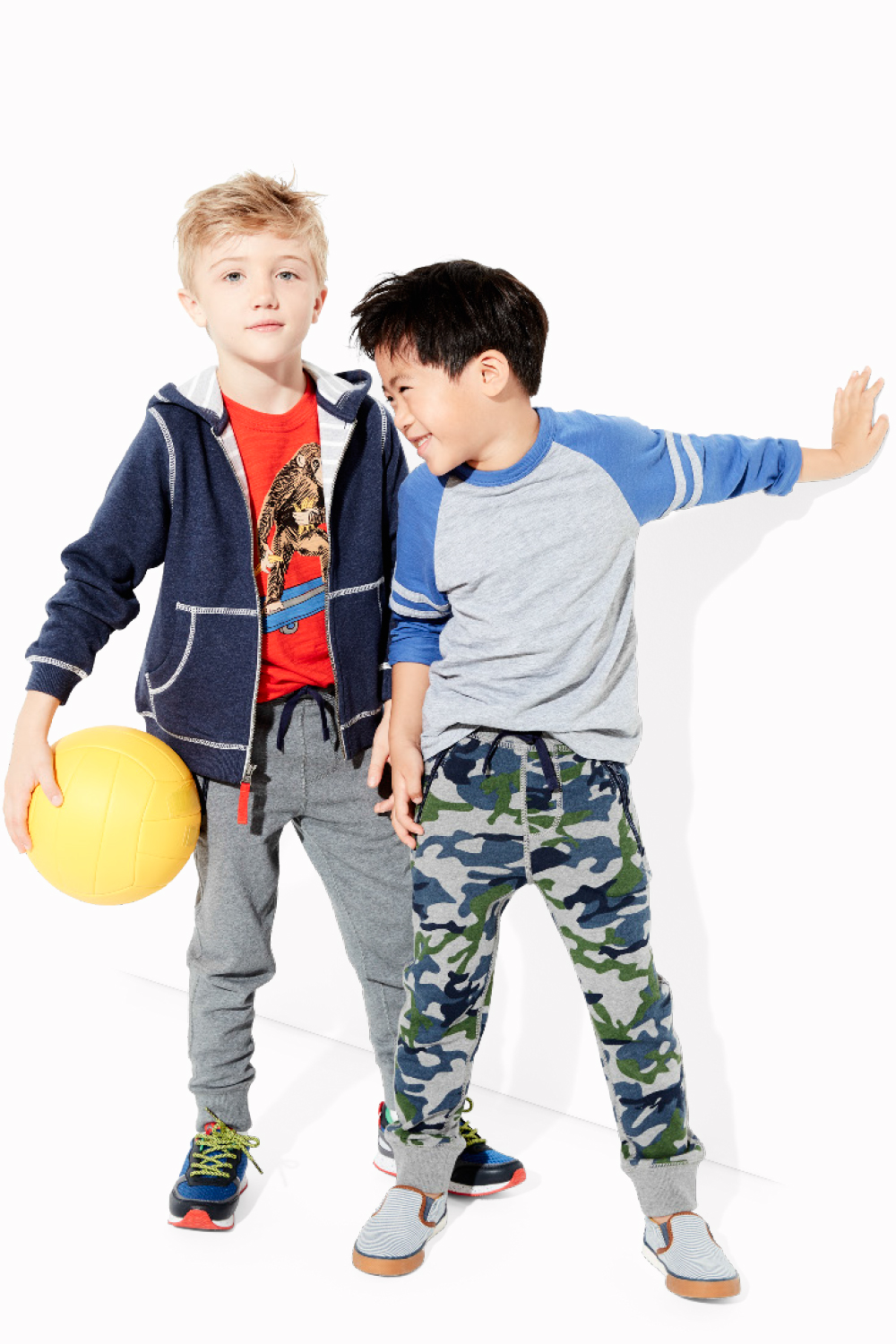 Hanna Andersson durable boys playclothes