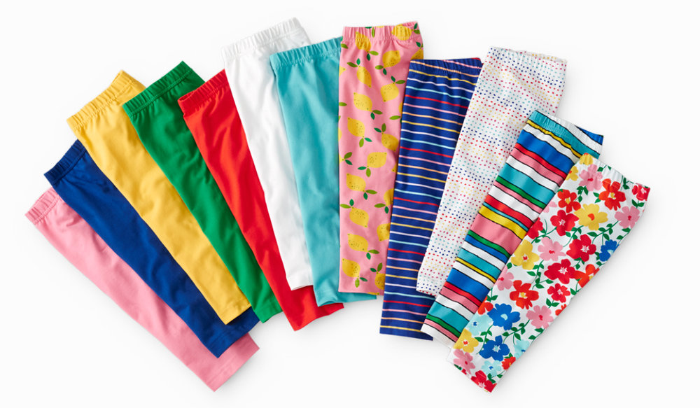 Kids Cotton Bike Shorts