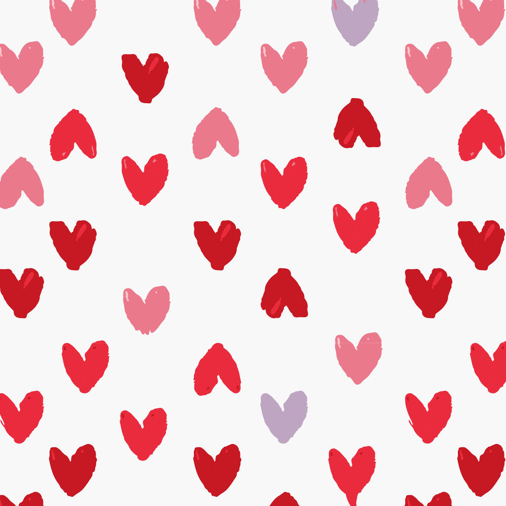 Printable Valentine's Coloring Cards