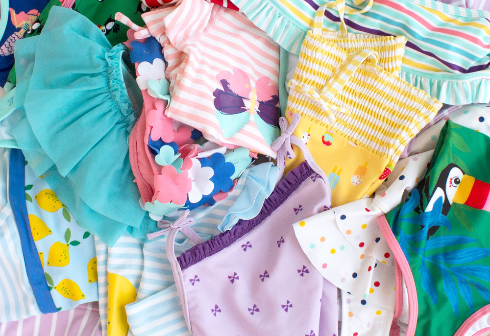 Hanna Andersson Quality Kids Swimsuits