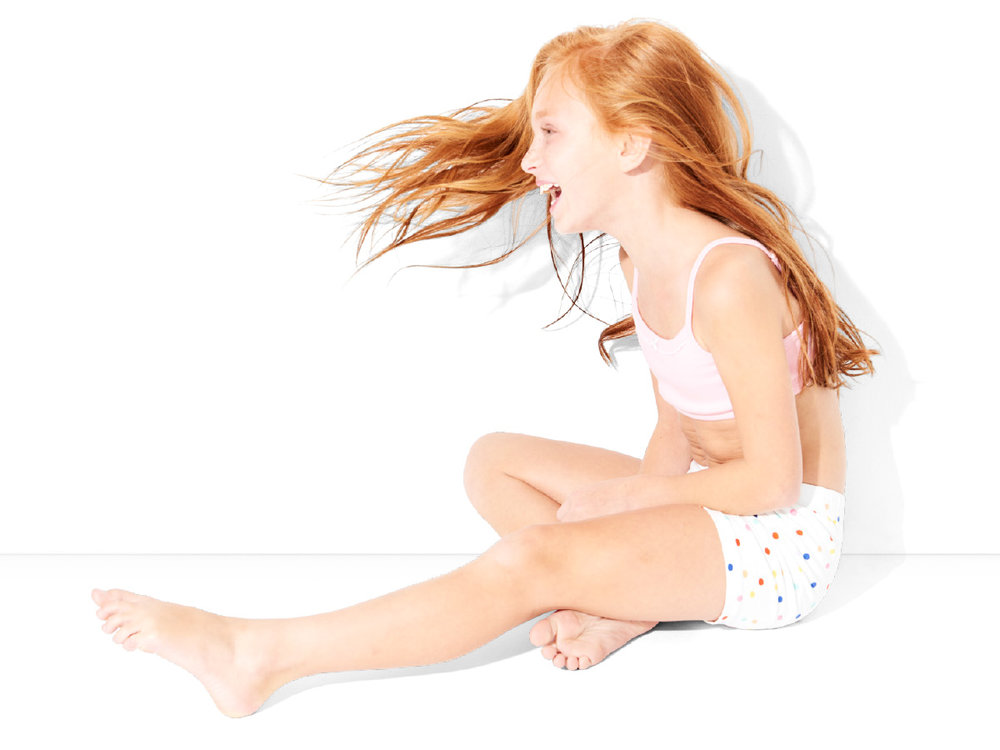 Kids Organic Cotton Underwear
