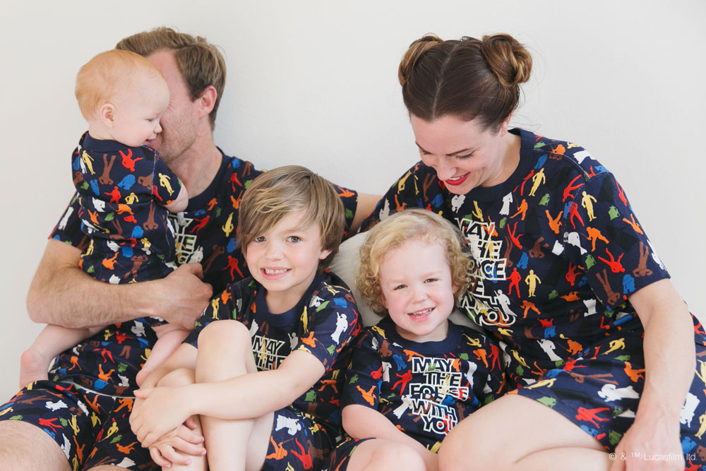 Star Wars Matching Family Pajamas - Hanna Andersson