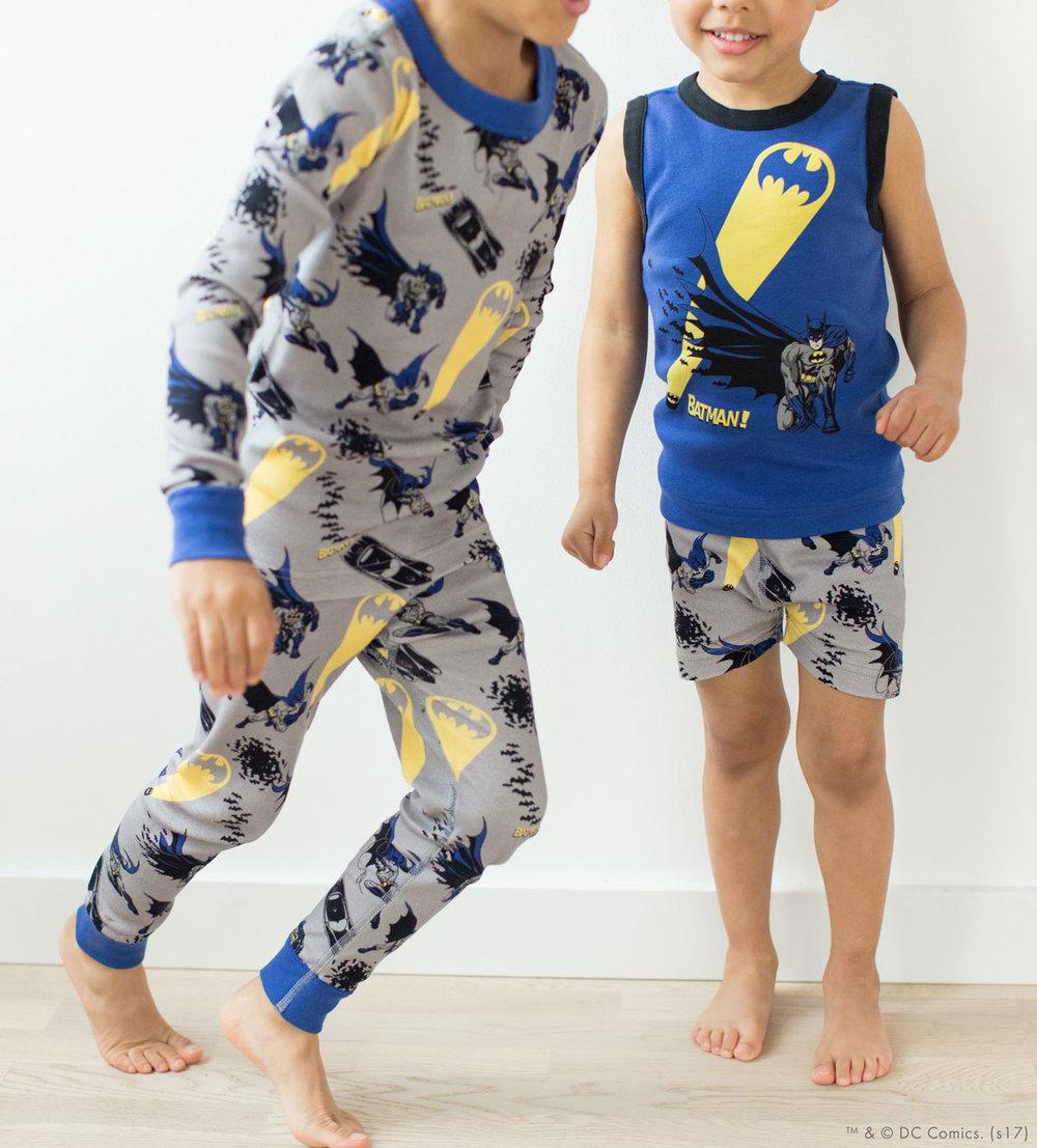 Hanna Andersson - Batman - Pajamas