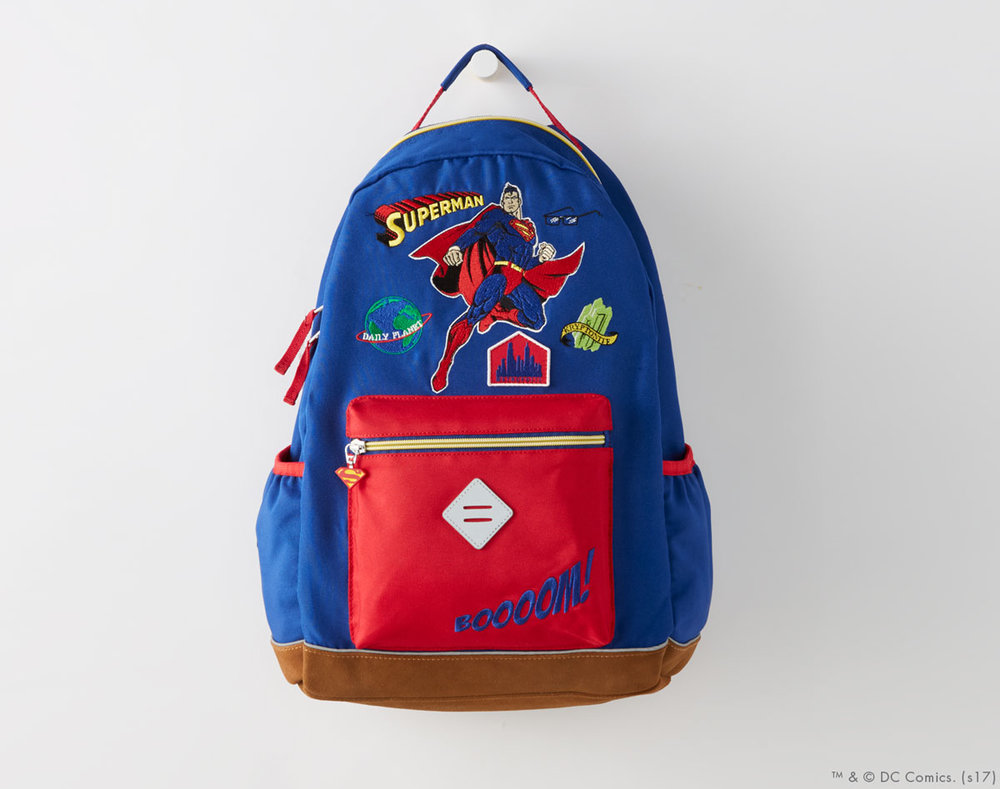 Superman - Backpack - Hanna Andersson