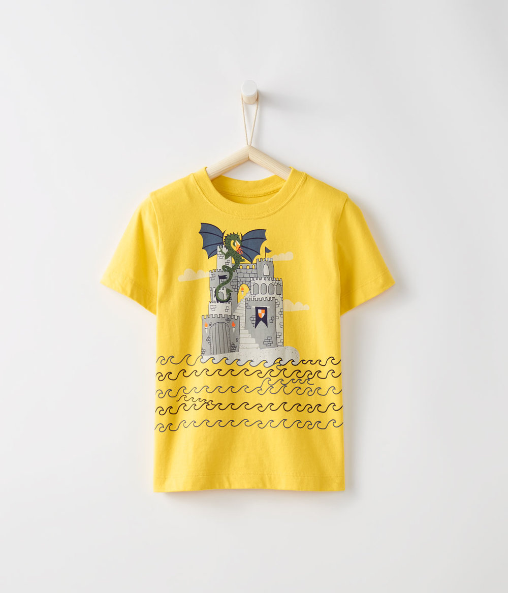 Boys t-shirt - Imagination Collection - Hanna Andersson