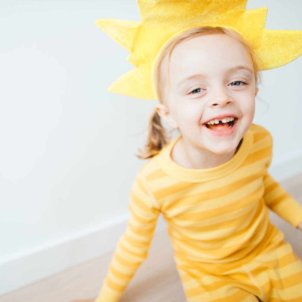 Star Bright Sunshine Kids Costume