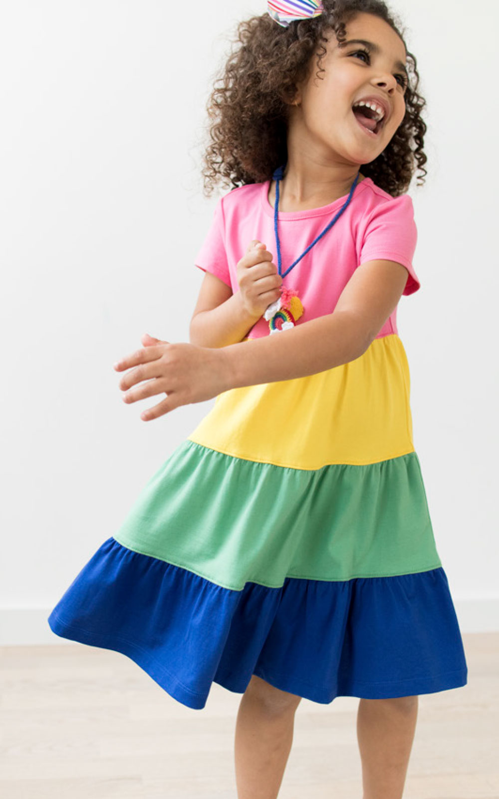 girls twirl dress - easy summer dresses by hanna andersson