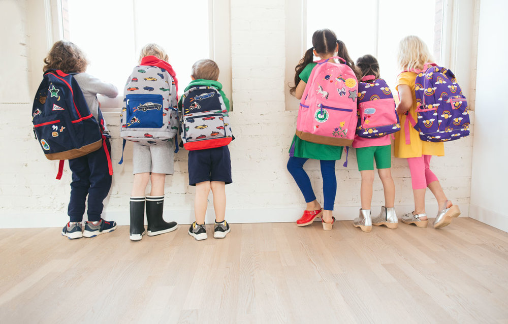 Kids Backpacks for back to school at Hanna Andersson