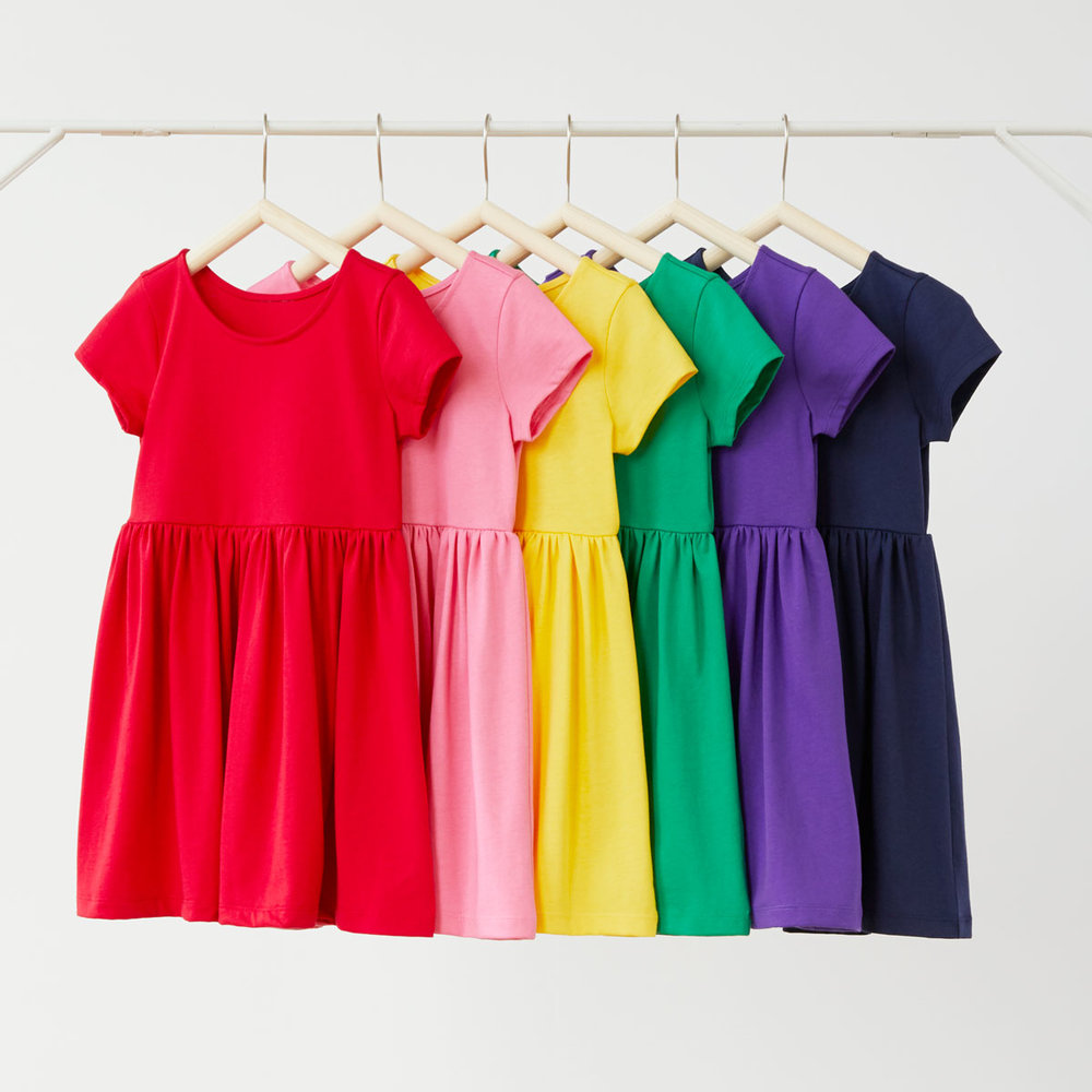 bright kids basics dress