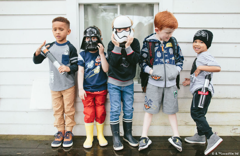 Star Wars Kids Apparel Collection - Hanna Andersson