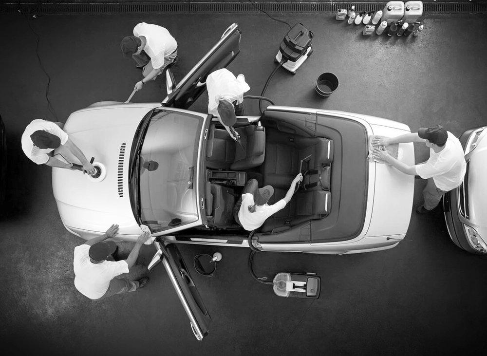 Car Detailing  حماية وتلميع