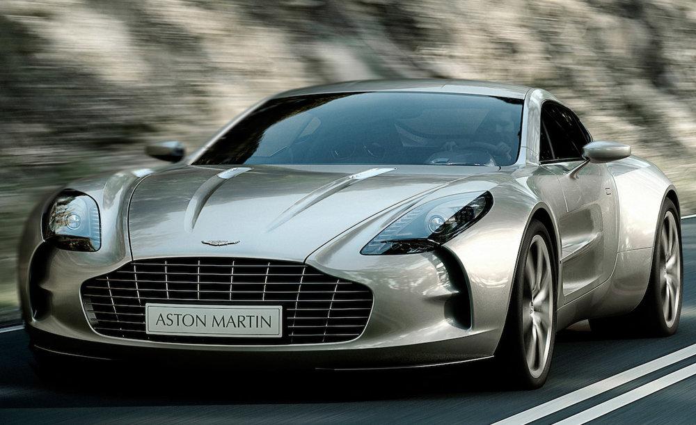 Aston Martin One-77 Aston Martin One-77