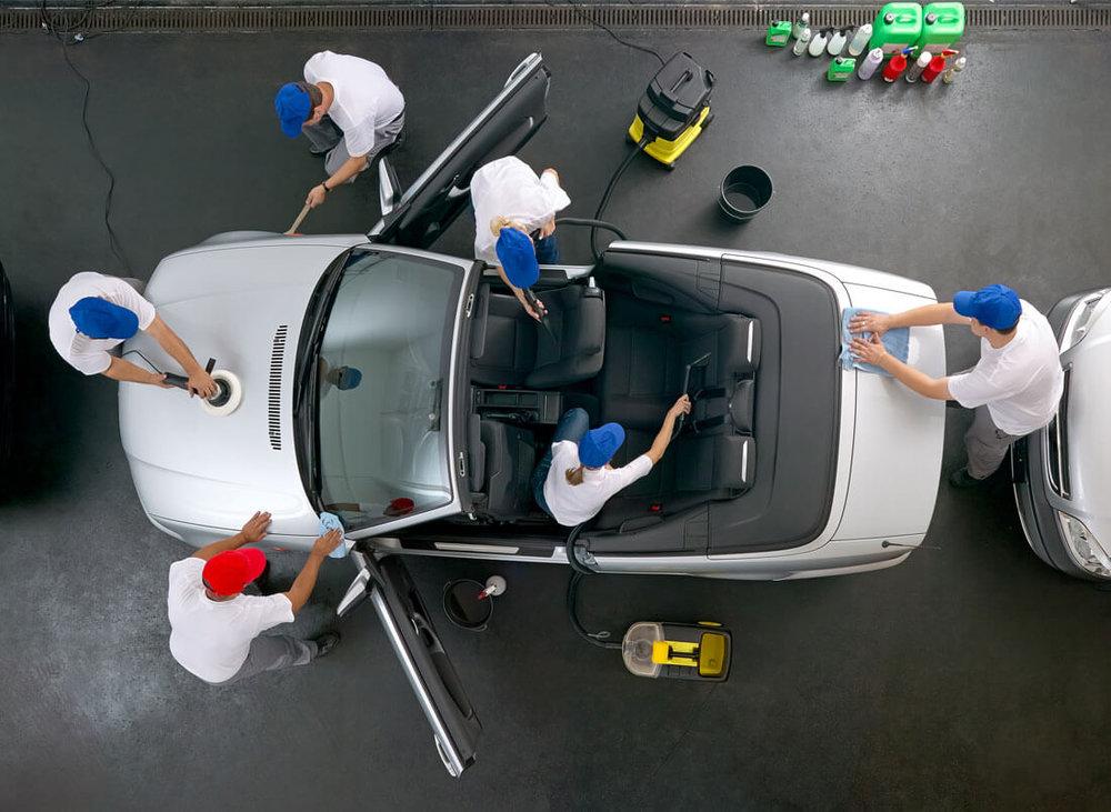 Car Detail حماية سيارات