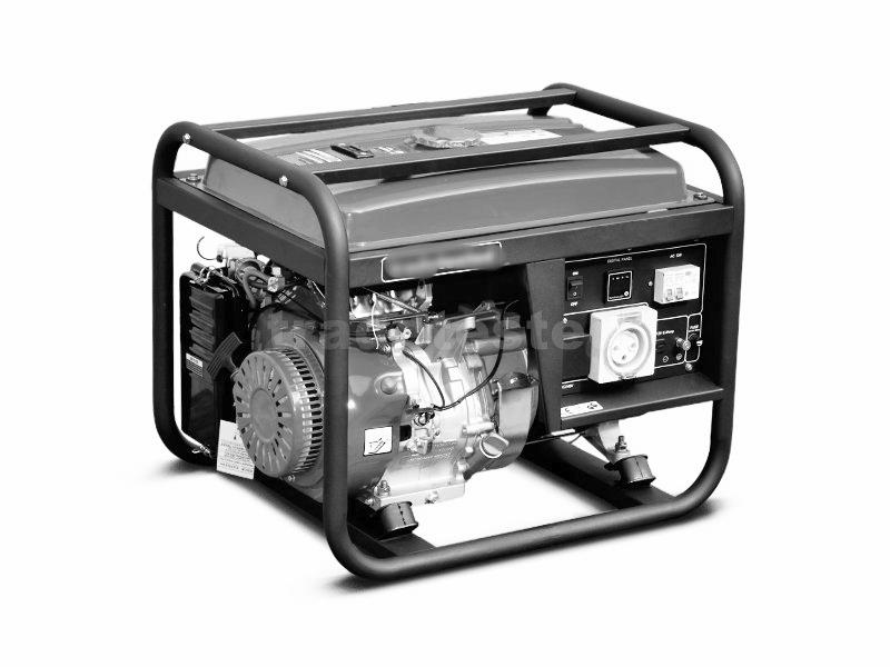 Generator  مولد كهربا