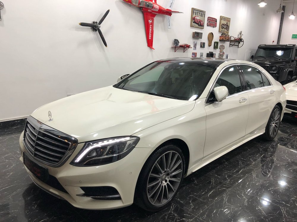 Photo search result for mercedes s400