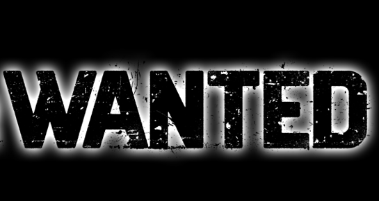 Wanted  مطلوب