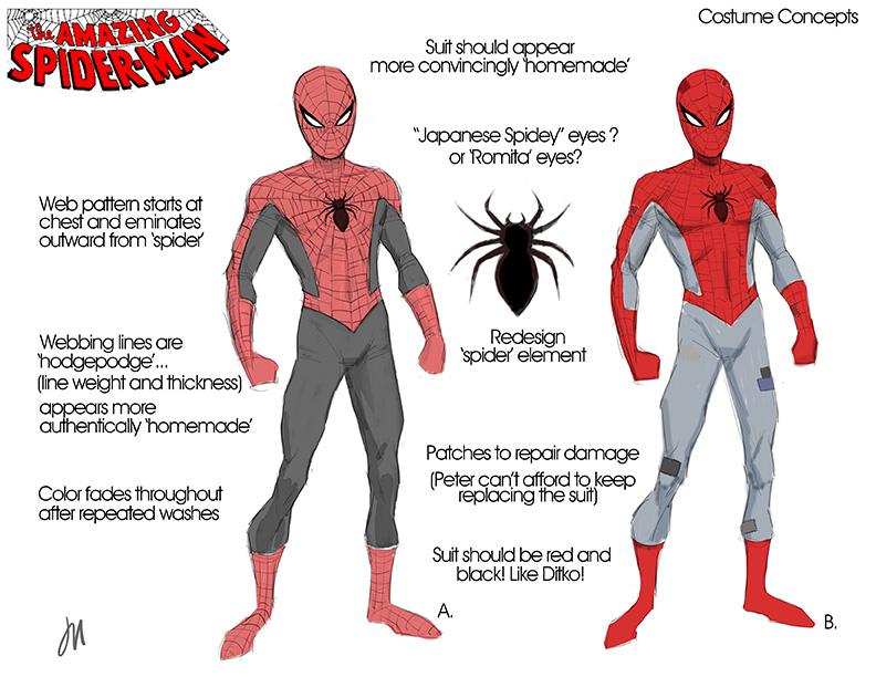 Sam Raimi's Spider-Man 4 Concept Art Revealed 26