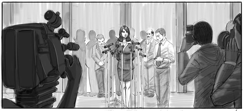 Sam Raimi's Spider-Man 4 Concept Art Revealed 22