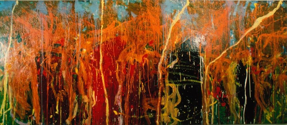 abstract.fourdiggingsticks.1999.jpg