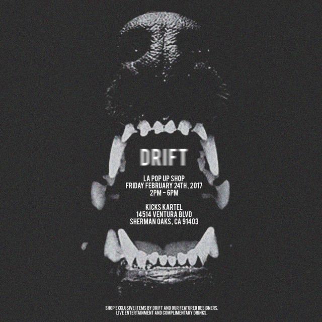 #DRIFTLA2017