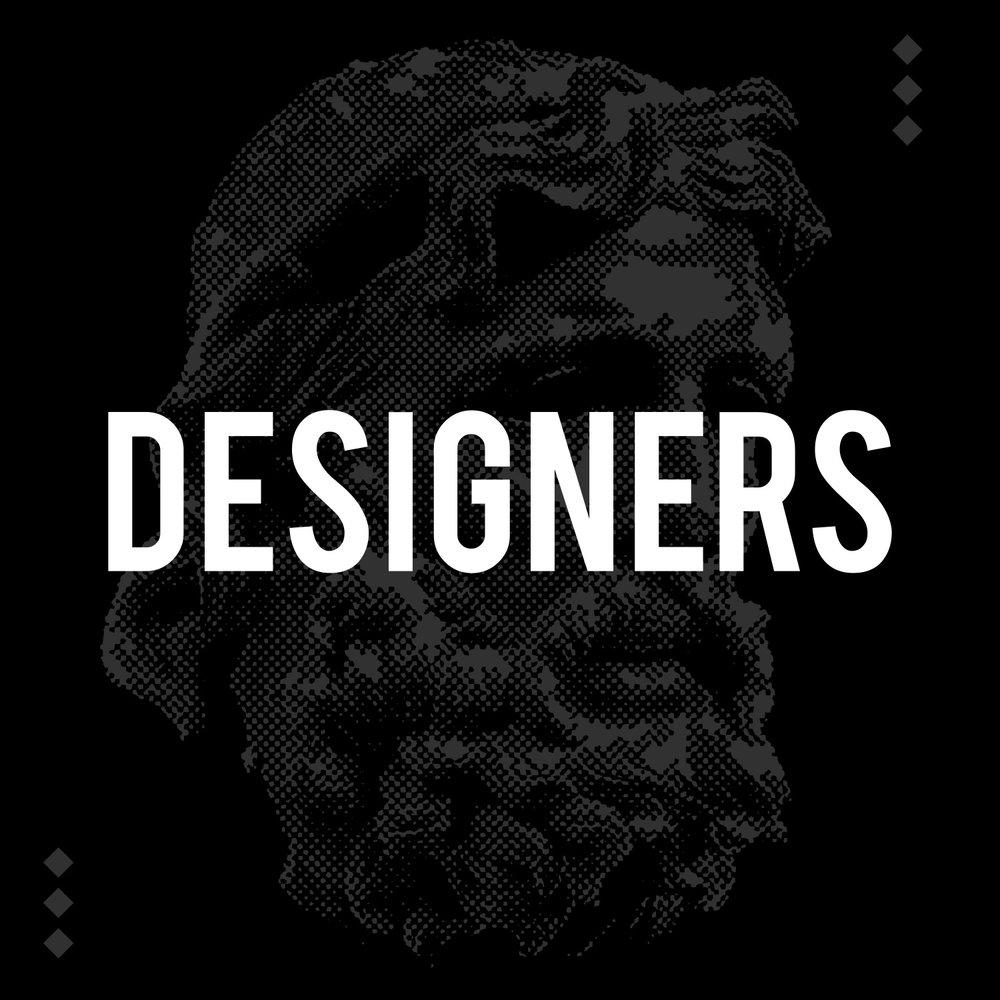 DESIGNERS - Shop Featured DRIFT Designers >>>