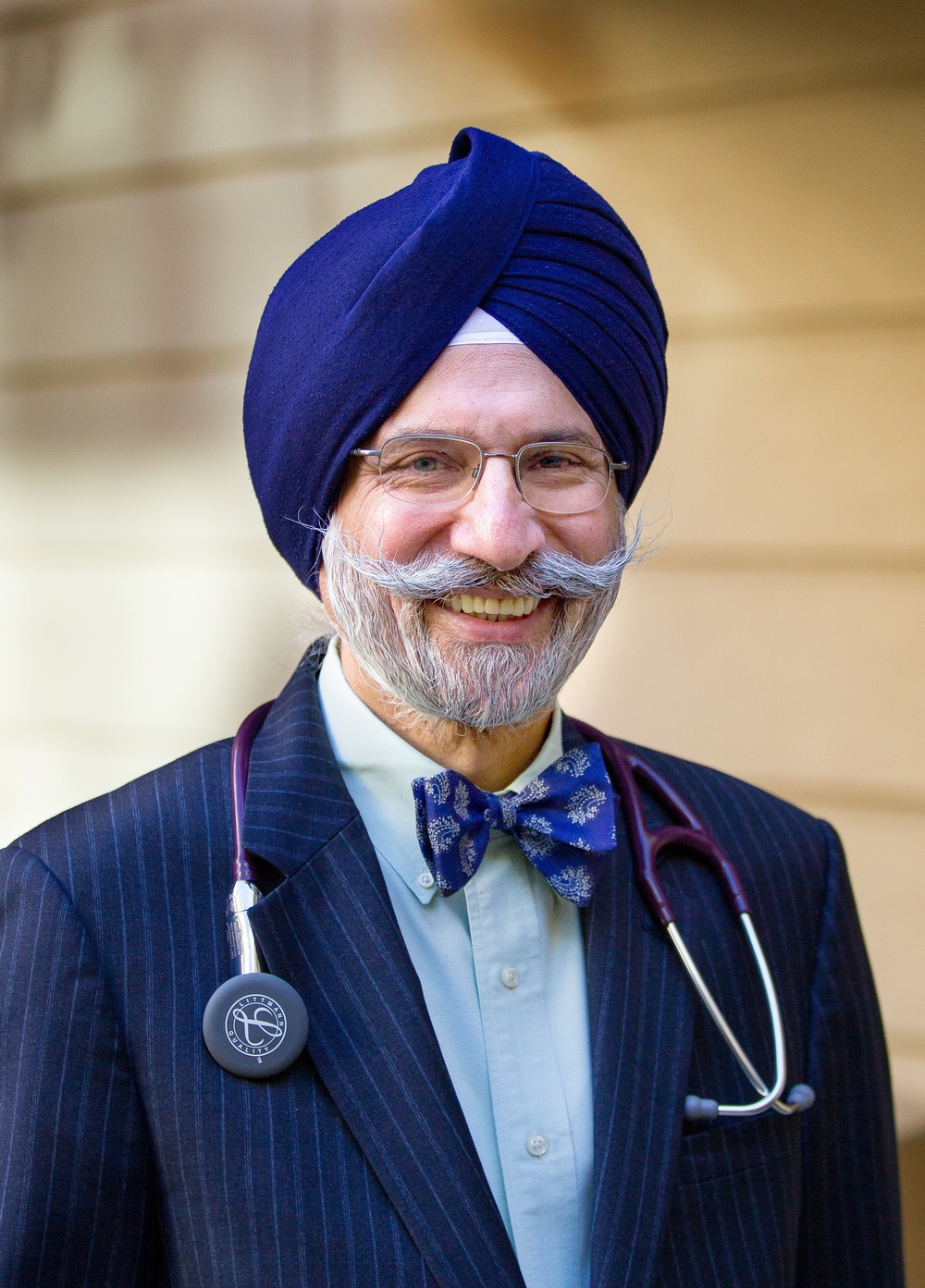 "Kanwaljeet J. S. (""Sunny"") Anand, MD, DPhil Professor of Pediatrics and of Anesthesiology, Perioperative and ain medicine at the Stanford University School of Medicine"