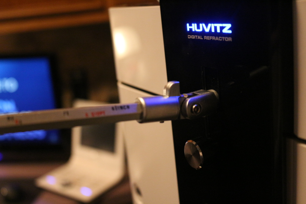 Huvitz Digital Refractor