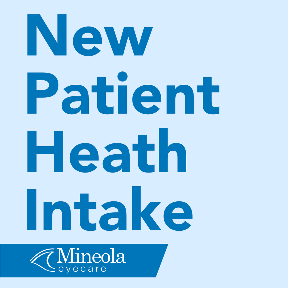 Click here to fill out the new patient health intake form and submit it to our office.