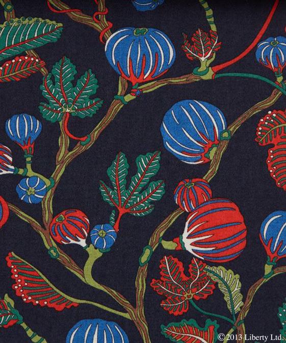 Liberty,  Alma  on Tana Lawn Cotton