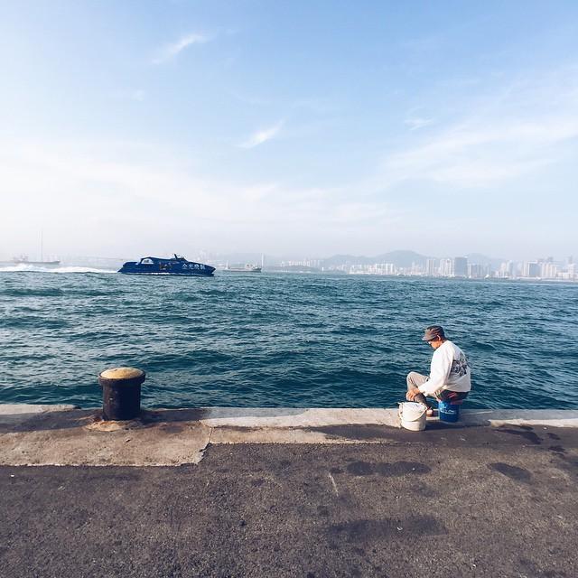 Instagram Pier by Eden Wu