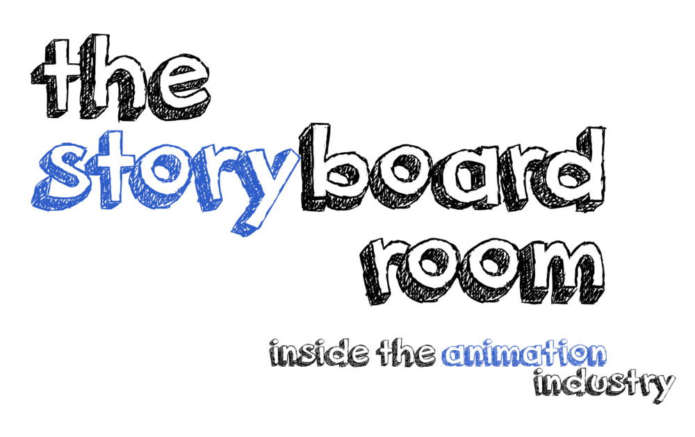 The Storyboard Room: Inside the Animation Industry
