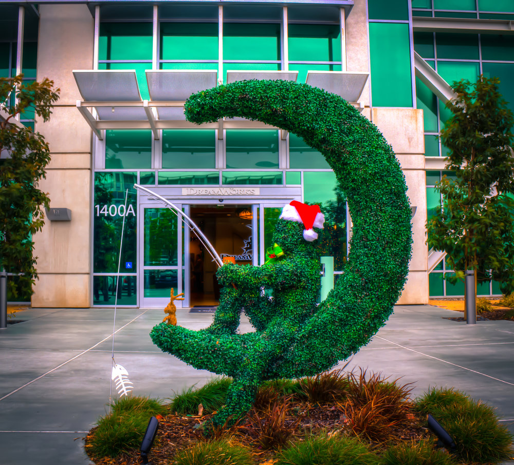 DreamWorks Animation Internships - Eric Bravo Photography