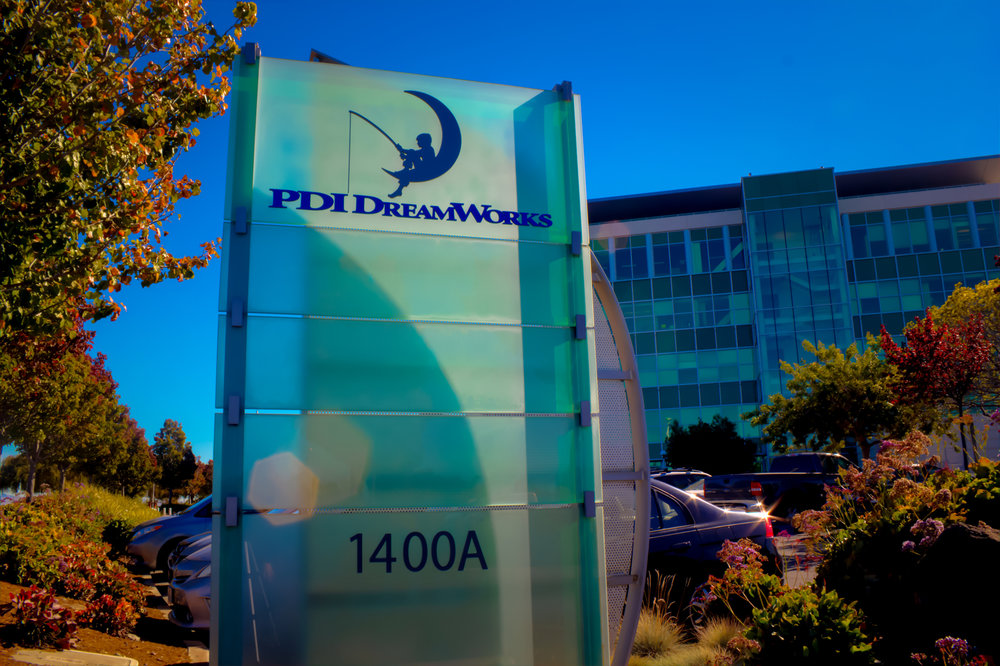 DreamWorks Animation Sign PDI