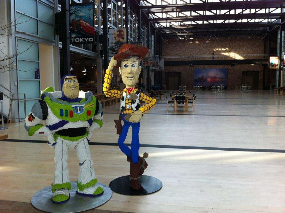 Pixar Animation Internship
