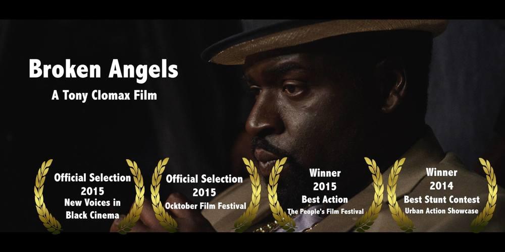 Broken Angels — Jon Carr - Director of Photography