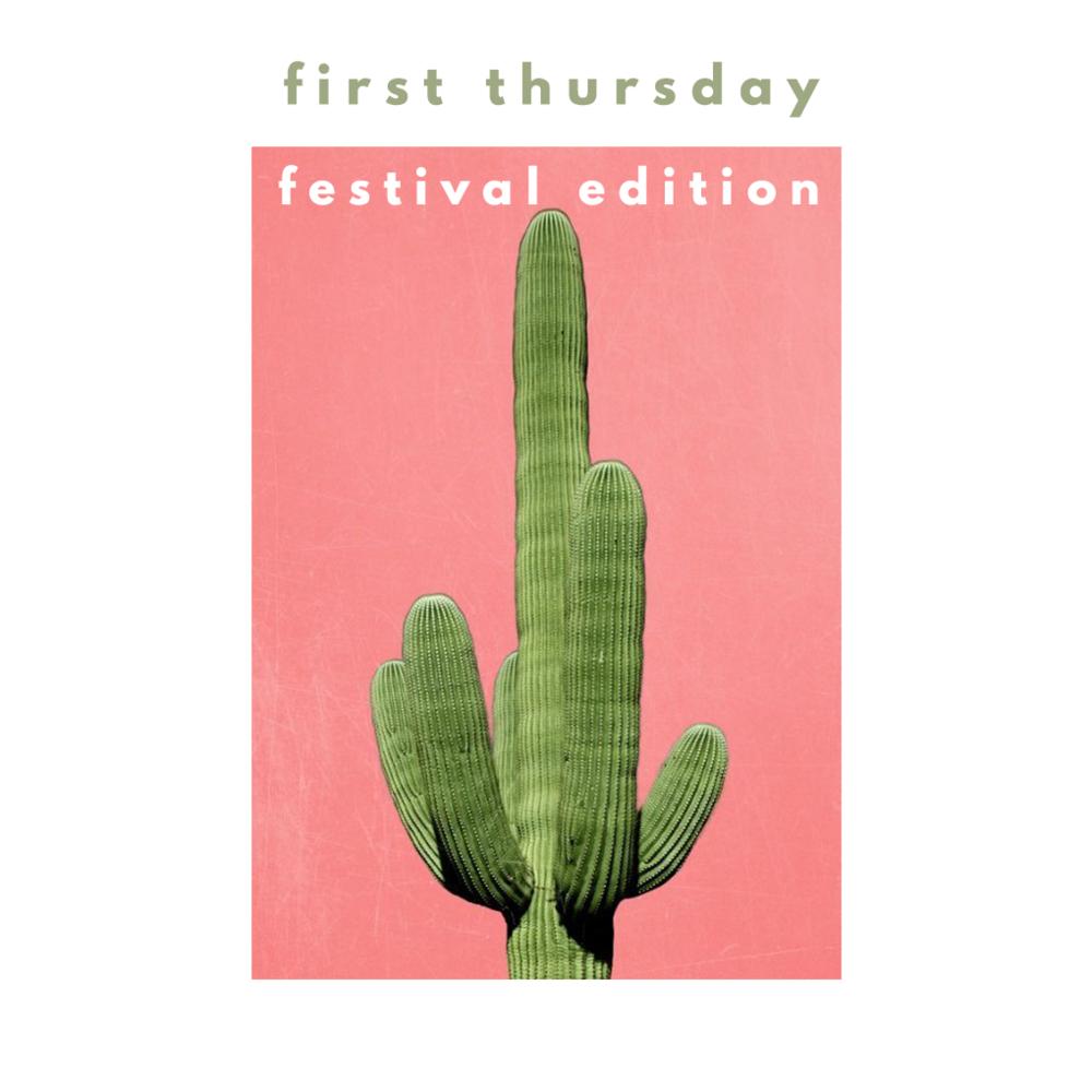 First Thursday
