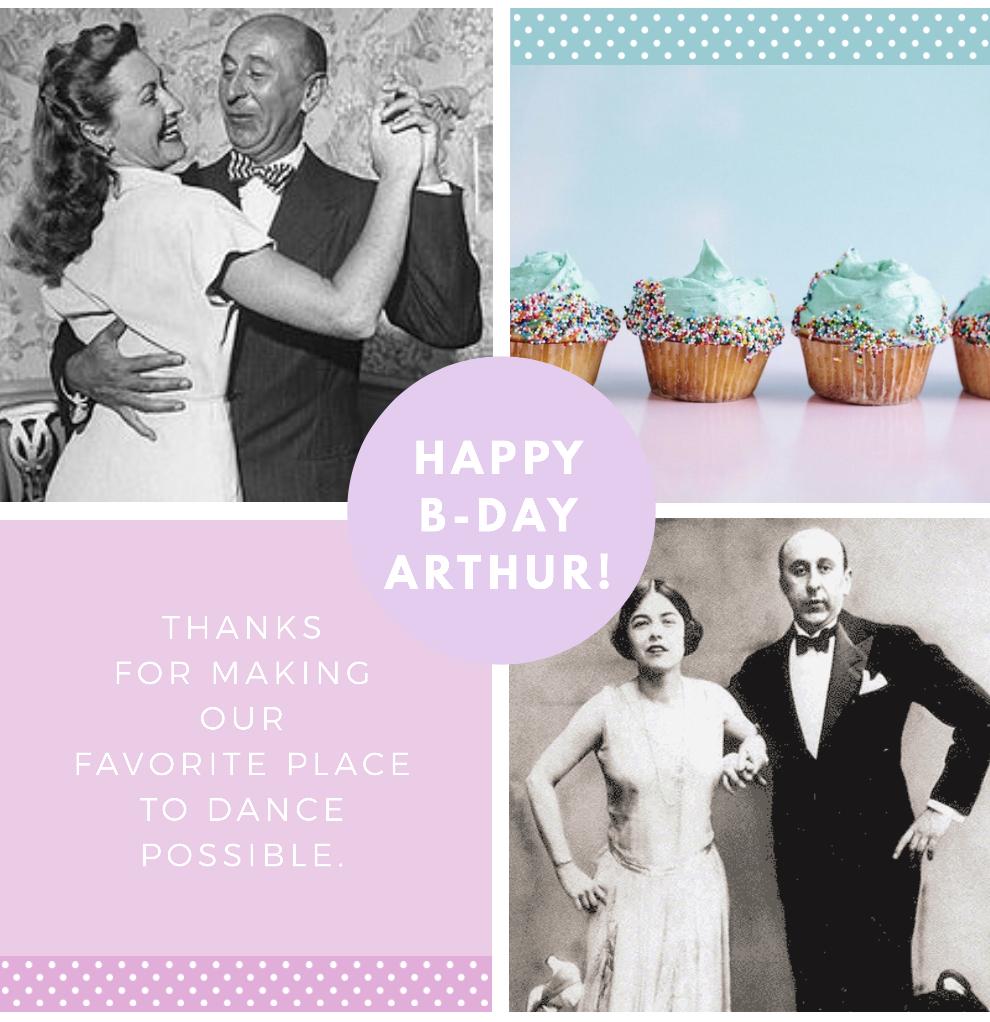 Fun Facts About Arthur Murray: Birthday Edition! — Arthur Murray