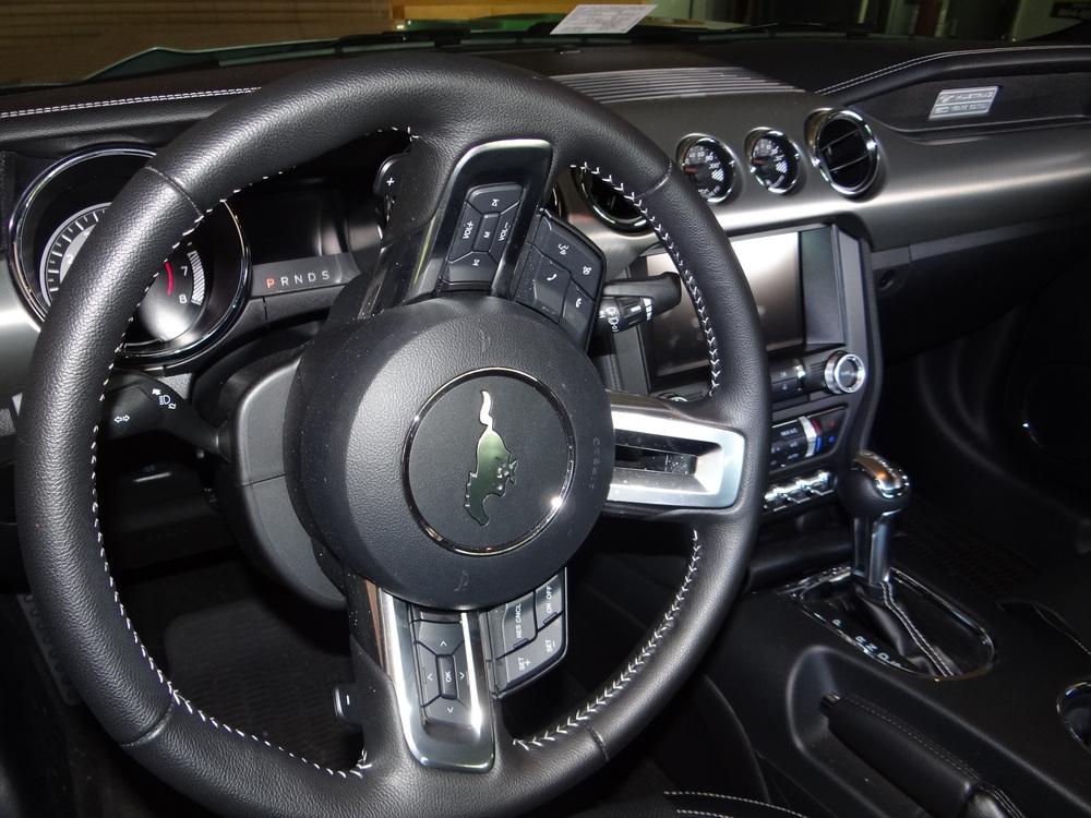 My 2015 Mustang
