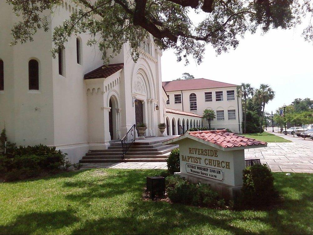 Riverside Baptist Church -