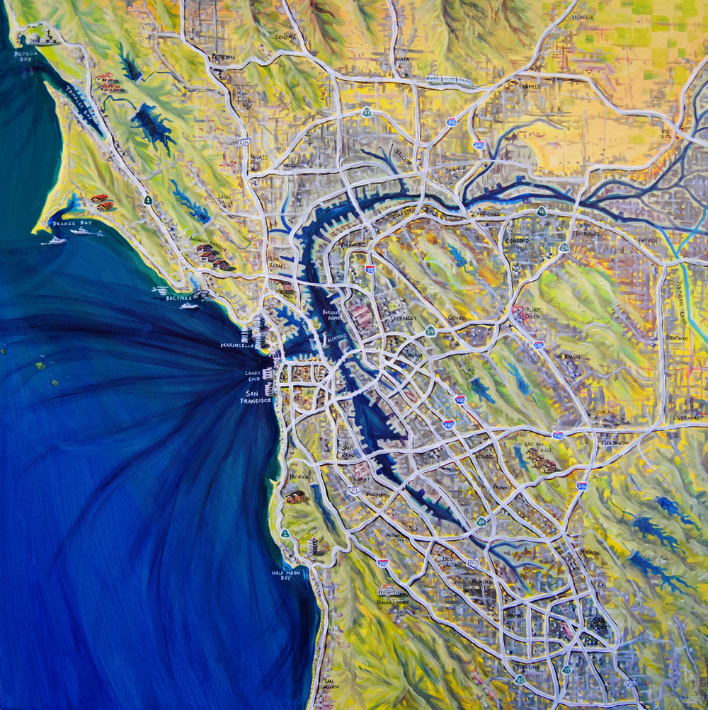 """Marin Highway System: The """"Los Angelization"""" of the Bay Area?"""