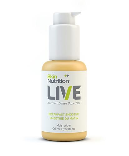 Live Organic Moisturizer