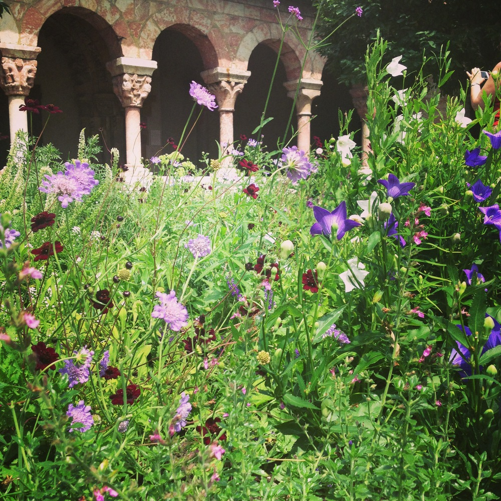 ICMA has been headquartered at the Cloisters Museum & Gardens since 1969.