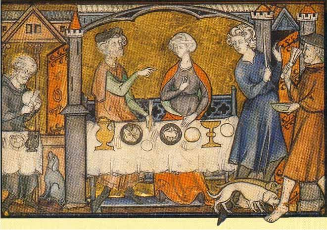Essay/Term paper: Middle ages vs. the renaissance
