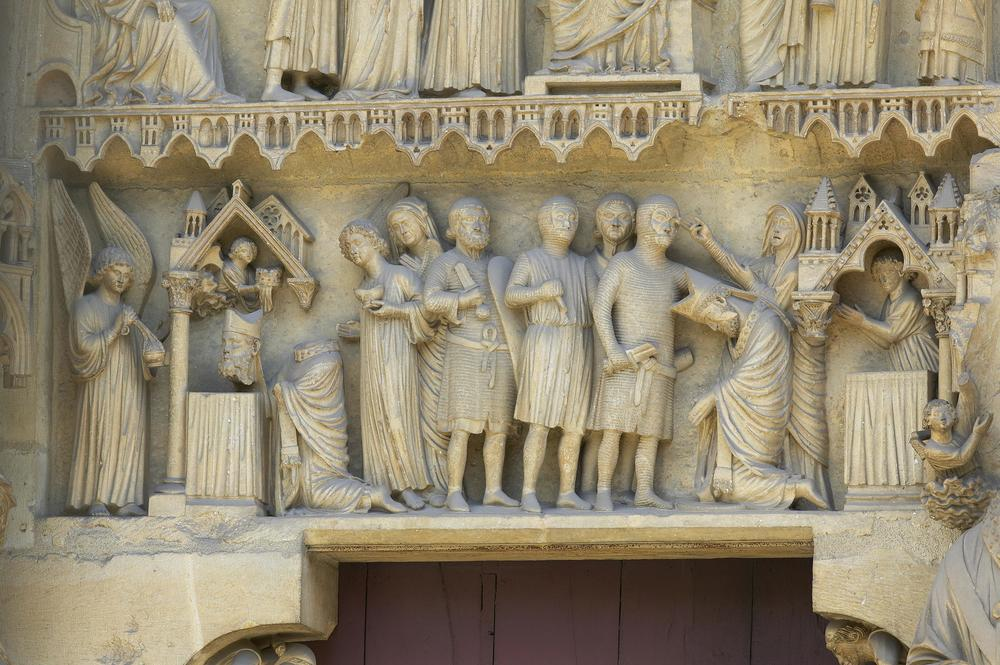 """Martyrdom of St. Nicasius"""