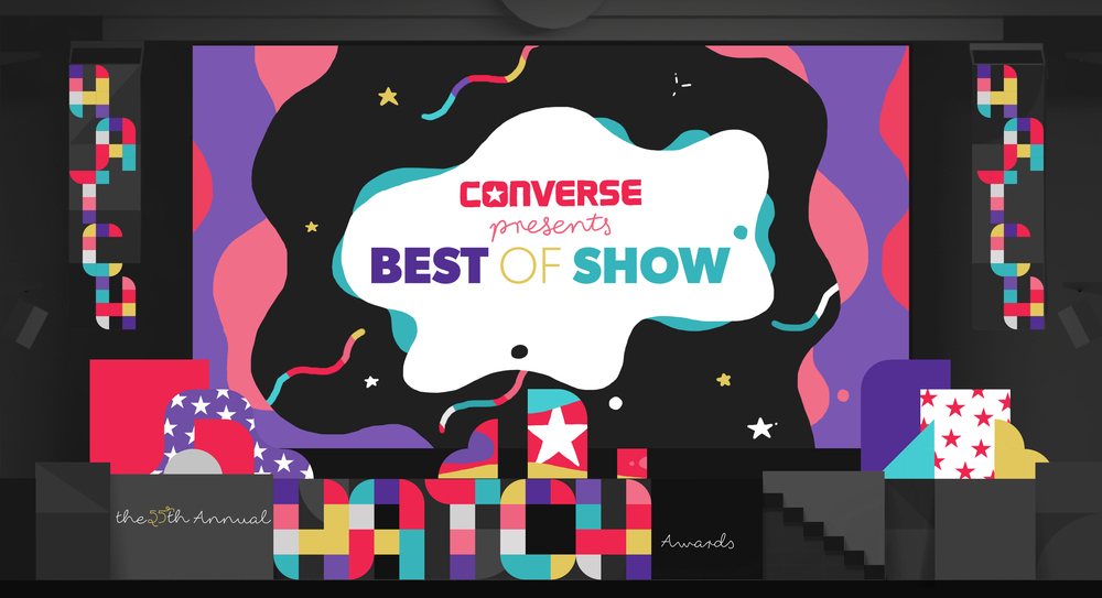 Best of Show Intro Storyboard / With Stage Props