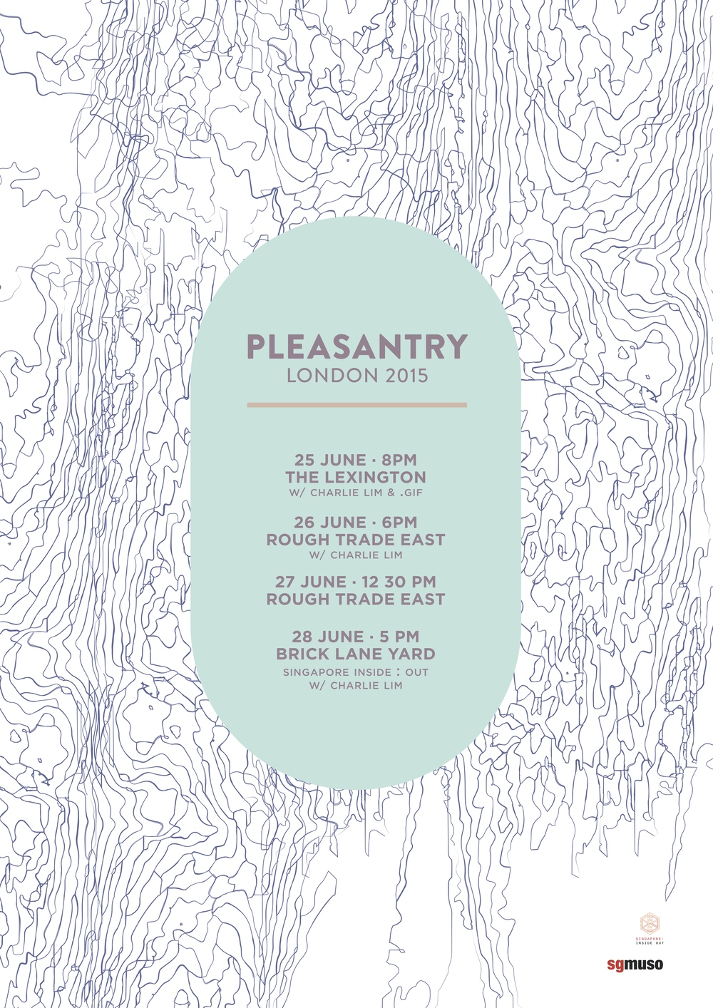 pleasantrylondon2015