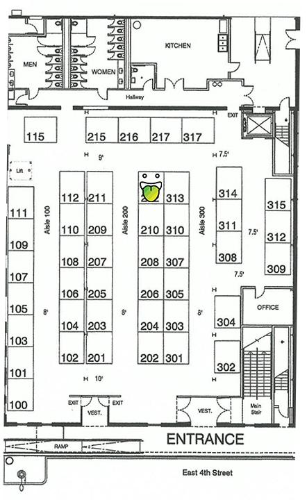 tbna floorplan